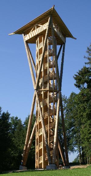 Aussichtsturm Wil SG  Wiler Turm